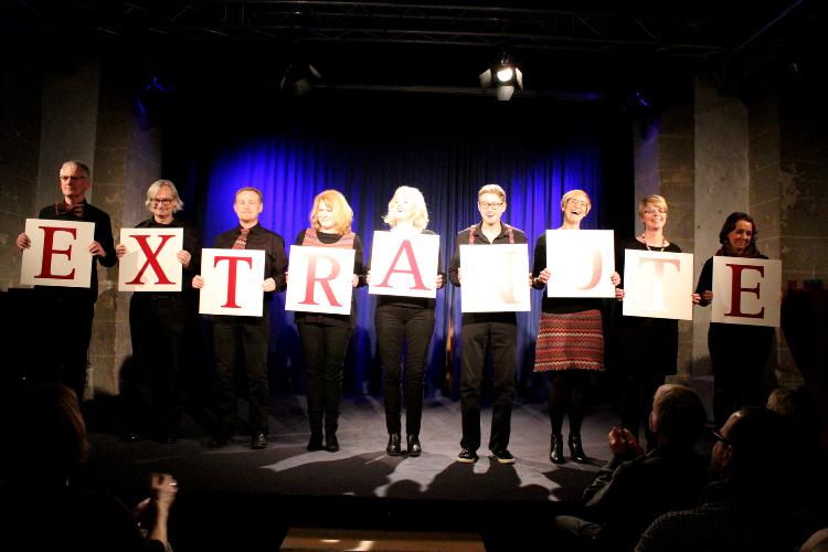 ExtraNote-Konzert Februar 2016